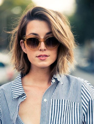 25 Best Ideas About Hairstyle For Small Face On Pinterest Small