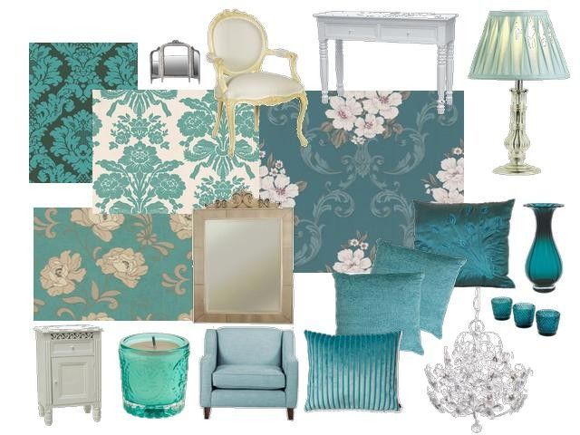25 Best Ideas About Teal Bedroom Decor On Pinterest Teal