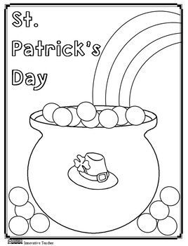 1000+ images about St. Patrick's Day Math Ideas on Pinterest