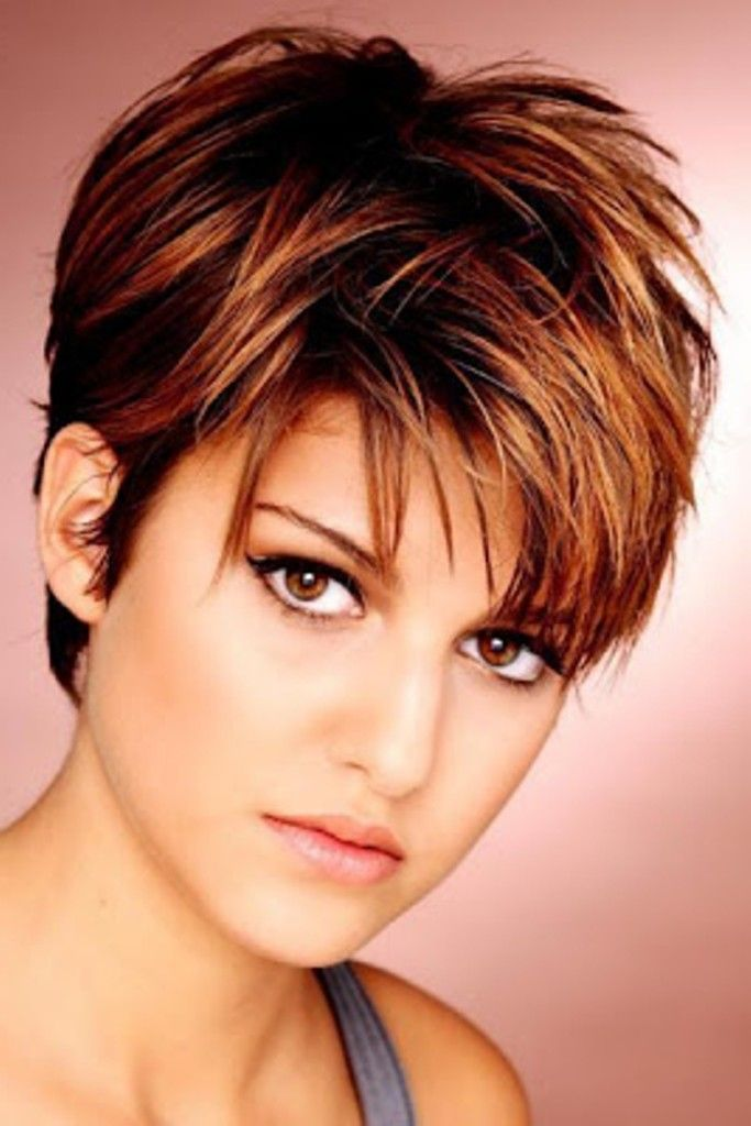 25 Best Ideas About Short Trendy Hairstyles On Pinterest Short