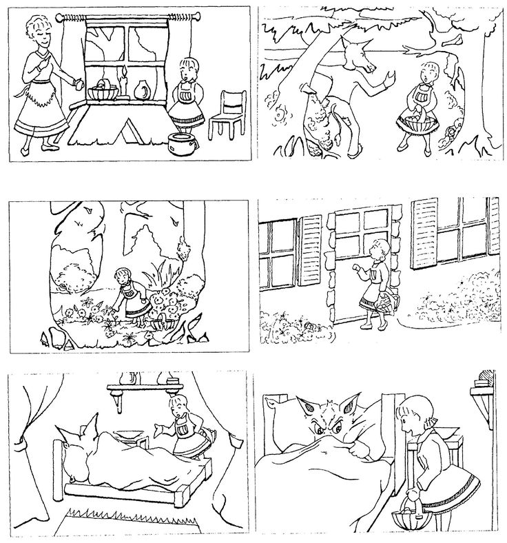 92 best images about Petit Chaperon Rouge on Pinterest