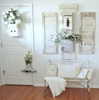 Best 25+ Shabby Chic Entryway ideas on Pinterest | Entry ...