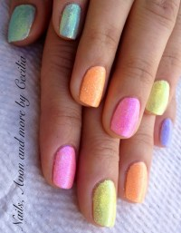 Shellac additives Easter Nails | Nails...they need their ...