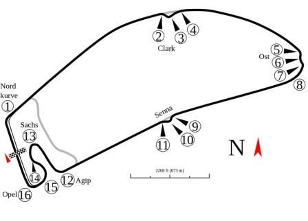 257 best images about Racing circuits on Pinterest