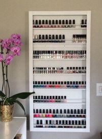 25+ best Nail polish racks ideas on Pinterest | Storing ...