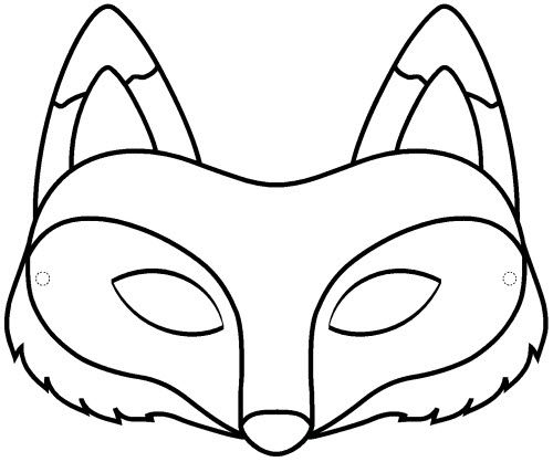 Maquillage Masque Zorro