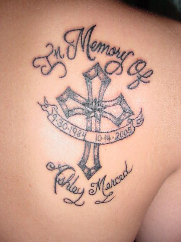 20 In Loving Memory Tattoos Rib Ideas And Designs