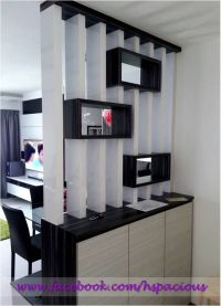 HDB Shoe Cabinet with Display Divider | HSpacious Living ...