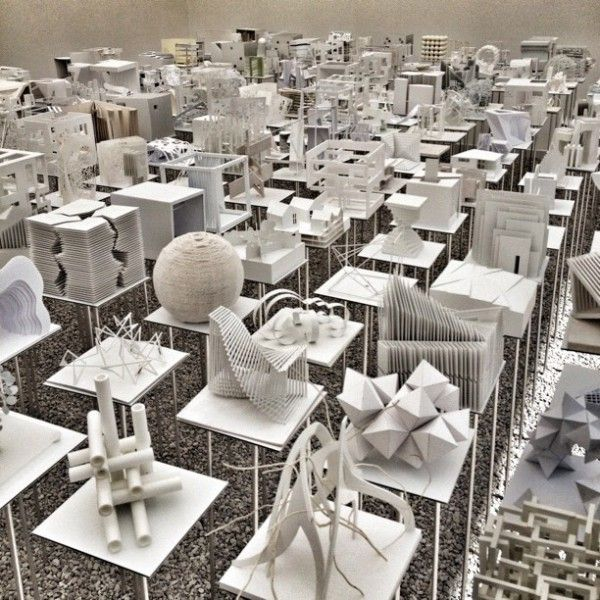 220 Best Images About Architectural Concept Models On