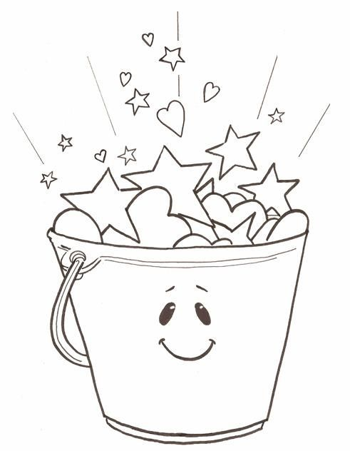 17 Best images about Fill a Bucket (Book activities) on