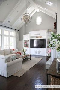 25+ best Vaulted Ceiling Decor trending ideas on Pinterest