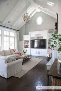 25+ best Vaulted Ceiling Decor trending ideas on Pinterest ...