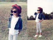 1950s style costume kid