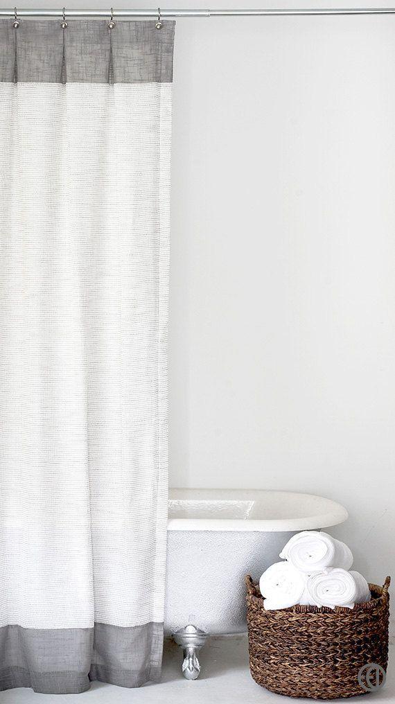 25 Best Ideas About Farmhouse Shower Curtain On Pinterest