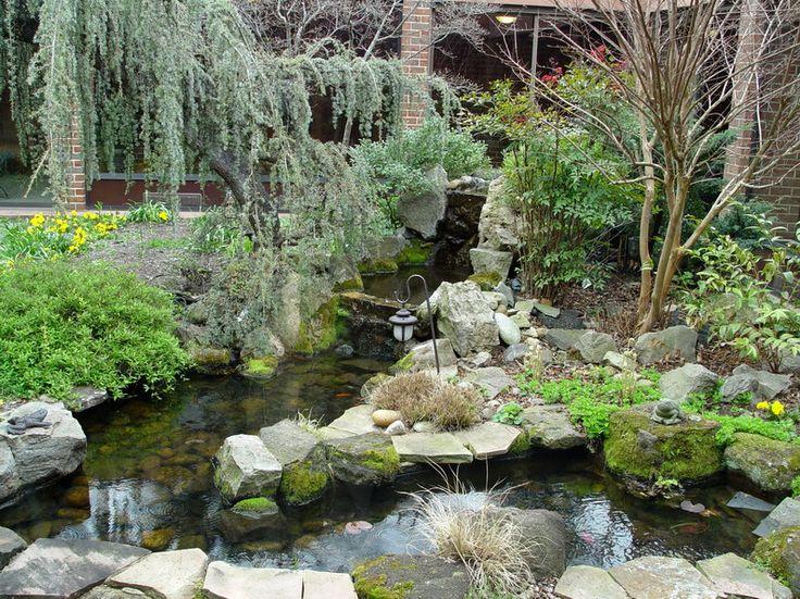 The Water Garden Ideas On Your Main Lobby Home Design Ideas
