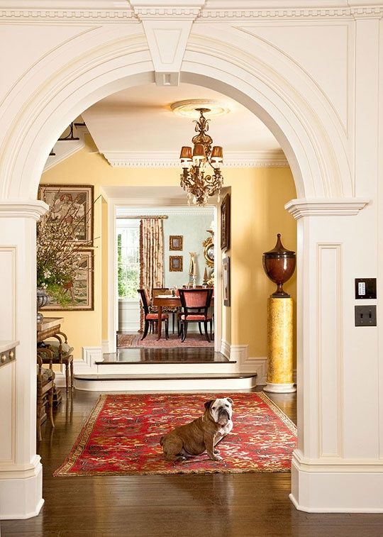 25+ best ideas about Arch doorway on Pinterest