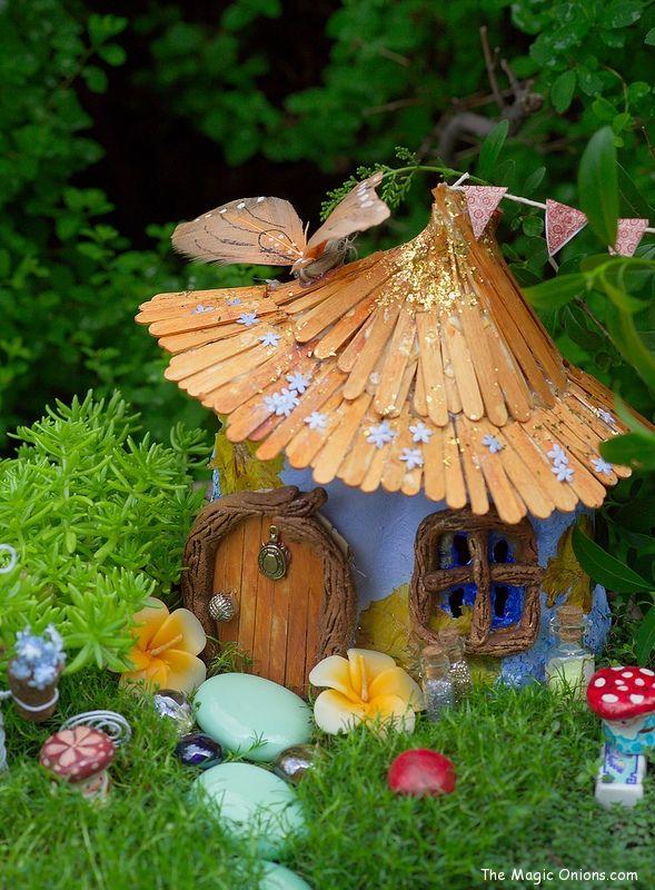 17 Best Images About Fairy Gardens On Pinterest Fairy Garden