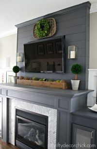 Best 25+ Farmhouse fireplace ideas on Pinterest ...