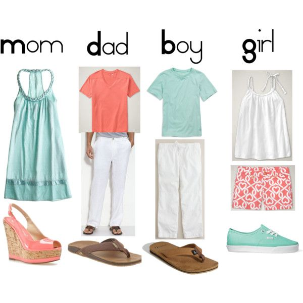 """""""Beach Family Photo Shoot 1"""" by glamorousnewlywed on Polyvore"""