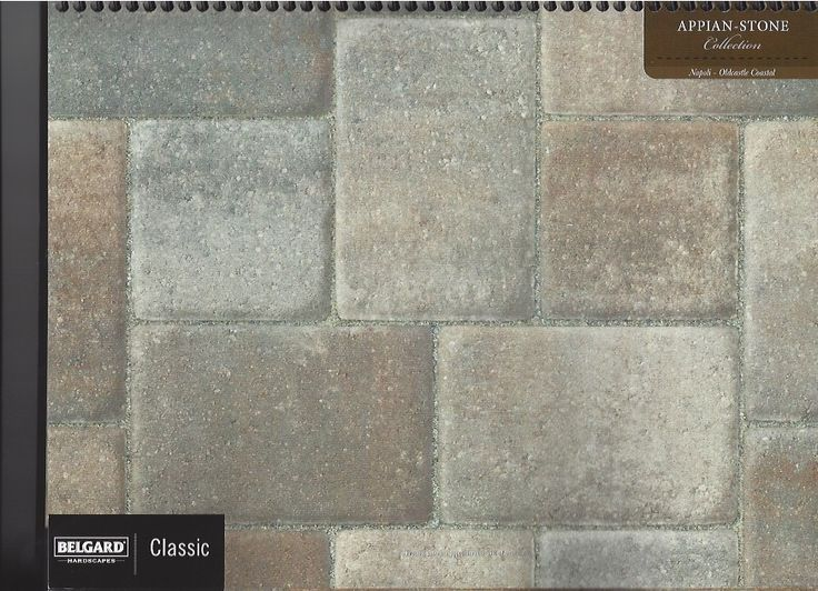 outdoor kitchen patio ideas cabinets pittsburgh napoli appian pavers | color charts concrete pavers, slabs ...