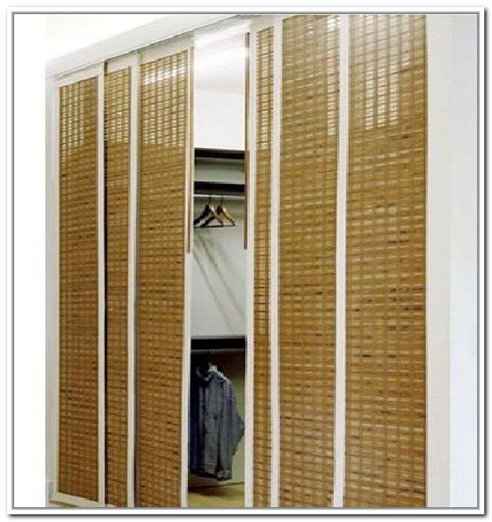 25+ best ideas about Closet door alternative on Pinterest