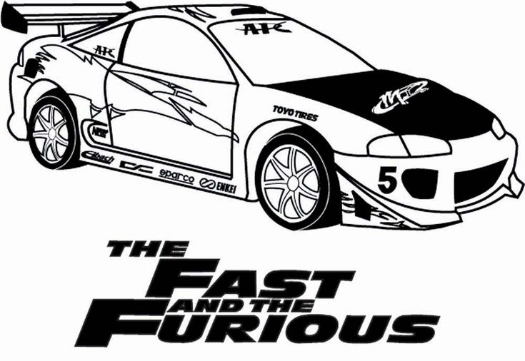 Fast and Furious Eclipse by reapergt.deviantart.com on