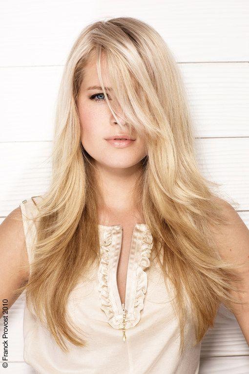 Die Besten 25 Frisuren Für Lange Haare Ideen Auf Pinterest