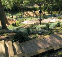 side yard landscaping ideas steep hillside   Erosion ...