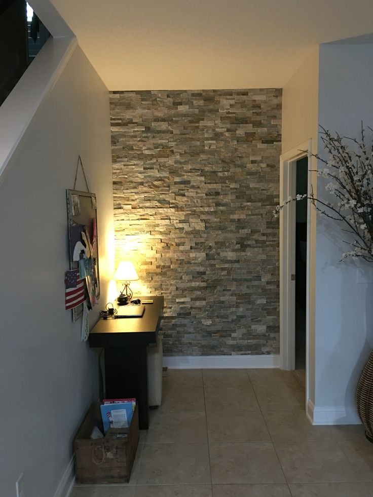 25 Best Ideas About Stone Accent Walls On Pinterest