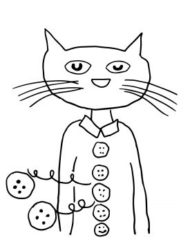 Pete the Cat Activities: FREE Pete the Cat and his 4