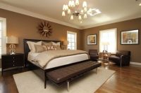 Master Bedroom - Relaxing in warm neutrals and luxurious ...