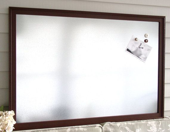 modern memo board