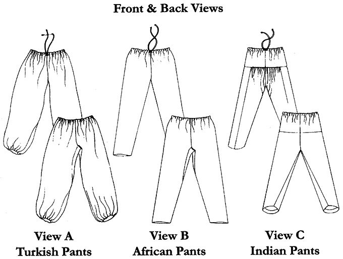 91 best images about Harem Pant Pattern#Slouchy Pants#