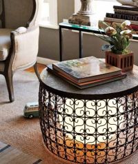 1000+ ideas about Side Table Lamps on Pinterest