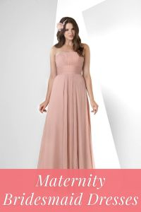1000+ ideas about Maternity Bridesmaid Dresses on ...