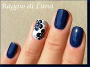 ideas dark blue