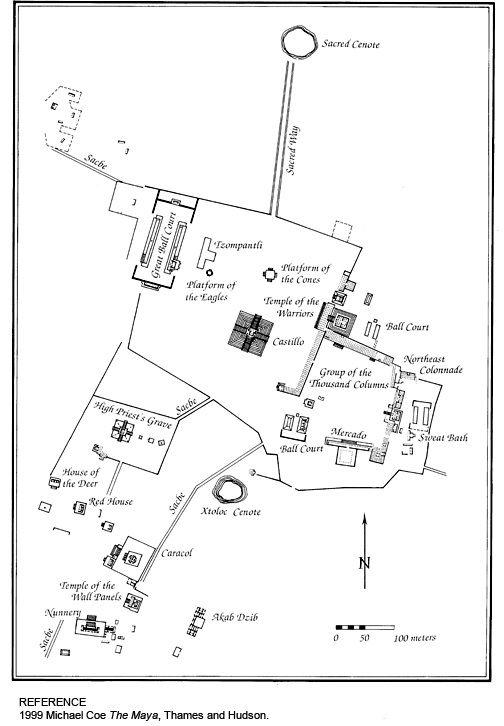 Chichen Itza Maya Temple & Mayan Ruins Chichen Itza Bob