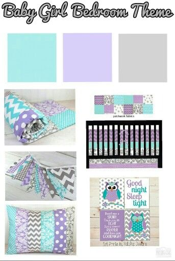 20+ best ideas about Girl Nursery Colors on Pinterest