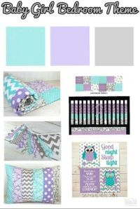 20+ best ideas about Girl Nursery Colors on Pinterest ...