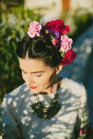 25 Best Ideas About Mexican Hairstyles On Pinterest Mexican