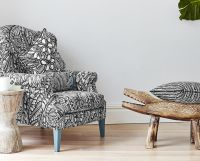 1000+ ideas about Patterned Chair on Pinterest | Robert ...