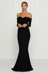 Top 25+ best Off shoulder gown ideas on Pinterest
