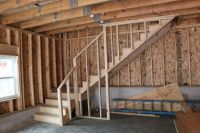 New 24x34 Detached Garage with Attic Trusses - The ...