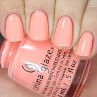 Best 25+ Peach nail polish ideas on Pinterest | Summer ...