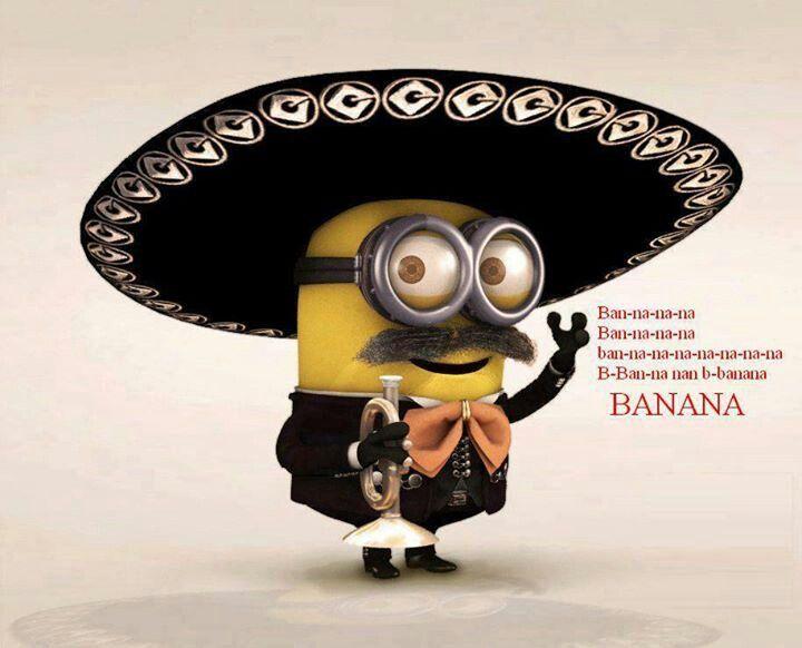 Mariachi Minion Minions Pinterest Minions Mexicans And Despicable Me 2