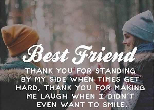 1000 ideas about Thank You Friend on Pinterest  Quotes