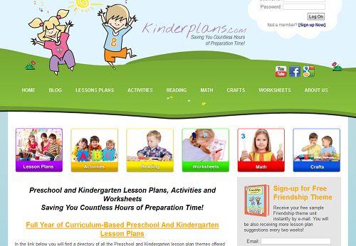 17 Best Ideas About Kindergarten Lesson Plans On Pinterest