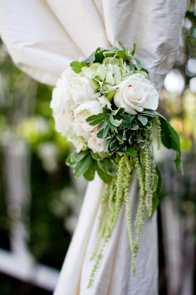 1000 images about Floral Tie Backs  Wedding on Pinterest