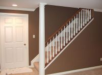 how to change a staircase going into basement - Google ...