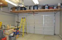 above garage door storage   Doors   Pinterest   Storage ...